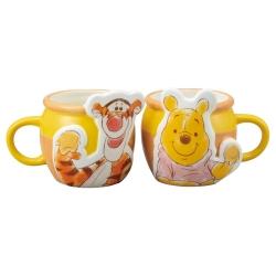 Pooh & Tigger Pair Mugs