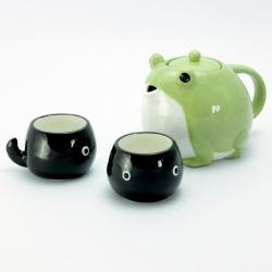 Frog & Tadpole Tea Set