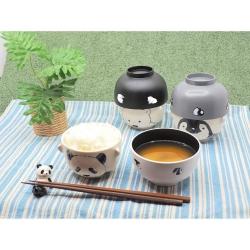 Double Sml Bowl Set Penguin
