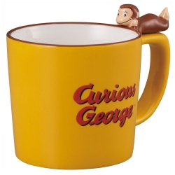 Curious George Figure Mug