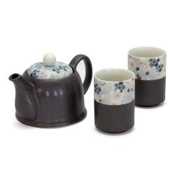 Sakura Zome 2 Cup Tea Set - Click for more info