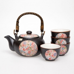 Kyo Miyabi Tea Set *4 Cups - Click for more info