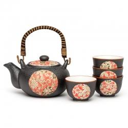 Iro Karakusa Tea Set *4 cups - Click for more info