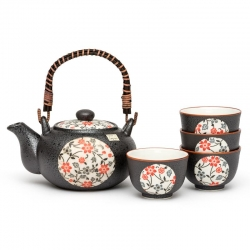 Amari Risu Tea Set *4 Cups