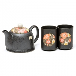 Kanoko 2 Cup Tea Set - Click for more info
