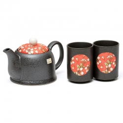 Sakura Roman 2 Cup Tea Set - Click for more info