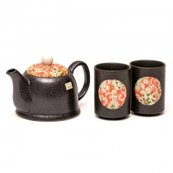 Iro Karakusa 2 Cup Tea Set - Click for more info