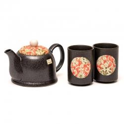 Iro Karakusa 2 Cup Tea Set
