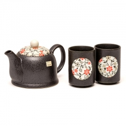 Amari Risu 2 Cup Tea Set