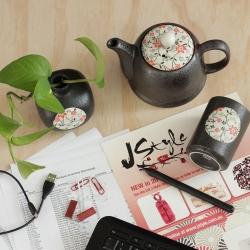 Amari Risu 2 Cup Tea Set