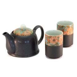 Yae Sakura 2 Cup Tea Set - Click for more info