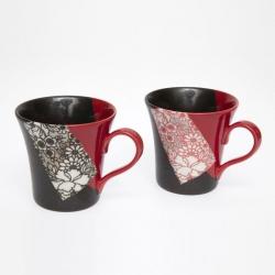 Aka Kuro Pair Mugs - Click for more info