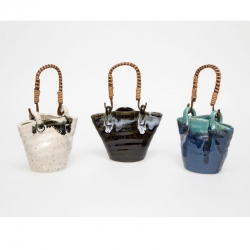 Basket Vase - Click for more info