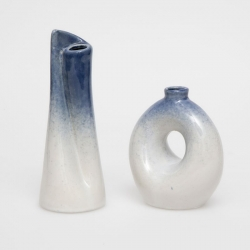 Blue Ten Vase - Click for more info