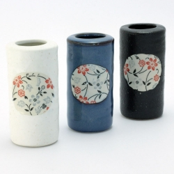 Green Hana Tube Vase - Click for more info