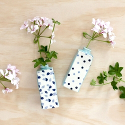 Mizu Petal Rectangle Vase